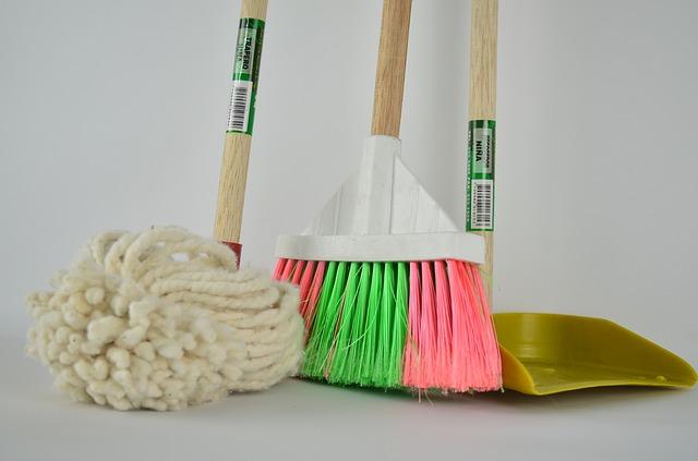 נקיון לפני מעבר דירה