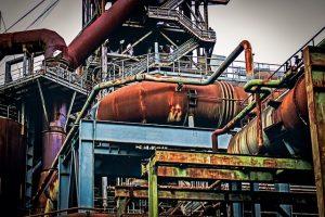 מחמם שמן תעשייתי