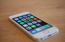 החלפת מסך אייפון 5