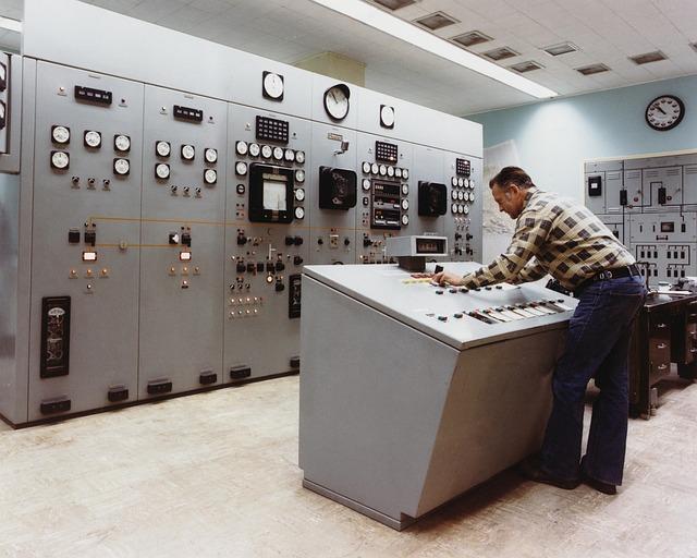 מערכות חשמל למפעלים