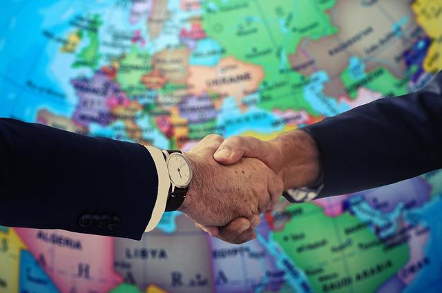 עסקים באירופה