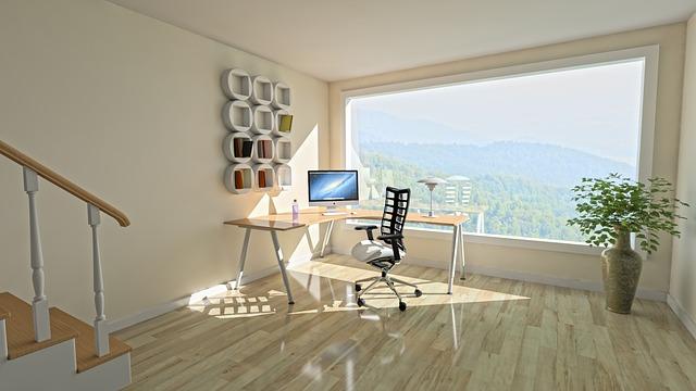 שיטות לניקוי חלונות משרד